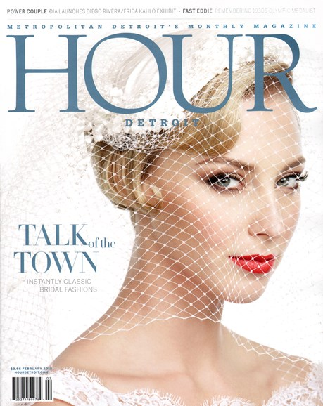 Hour Detroit Cover - 2/1/2015