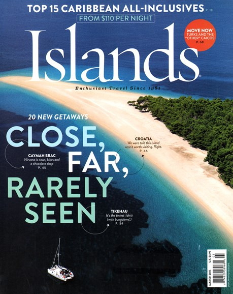 Islands Cover - 3/1/2015