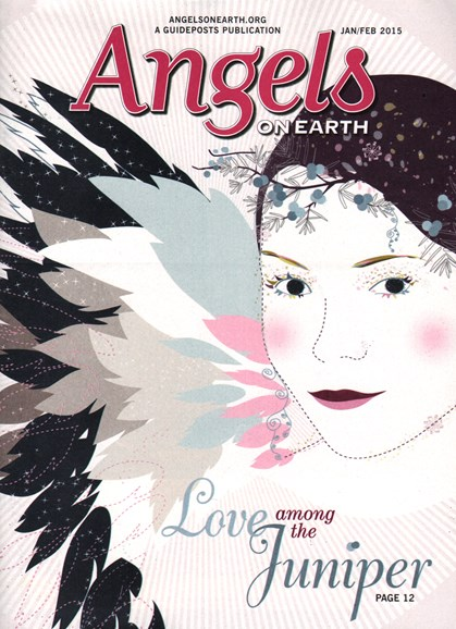 Angels on Earth Cover - 1/1/2015