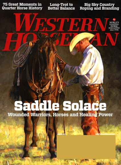 Western Horseman Cover - 3/1/2015