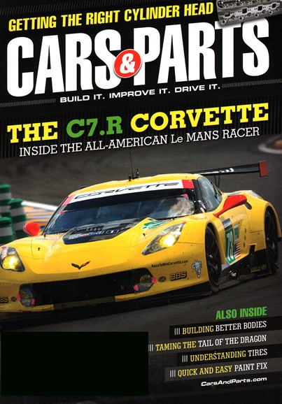 Cars & parts Cover - 3/1/2015