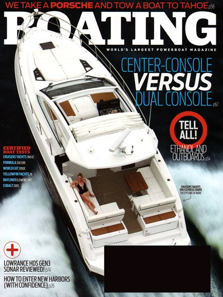 Boating Cover - 3/1/2015