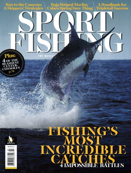 Sport Fishing Cover - 3/1/2015
