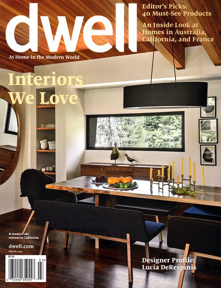 Dwell Cover - 3/1/2015