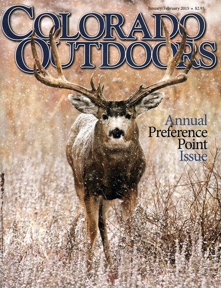 Colorado Outdoors Cover - 1/1/2015