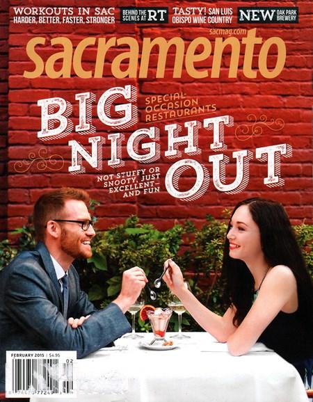 Sacramento Cover - 2/1/2015