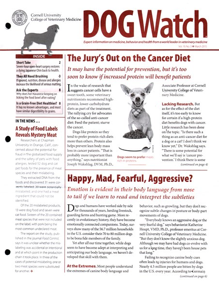 Dogwatch Cover - 3/1/2015