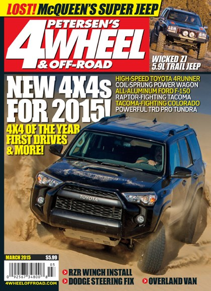 4 Wheel & Off-Road Cover - 3/1/2015