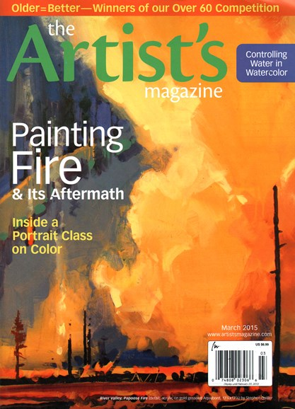Artists Cover - 3/1/2015