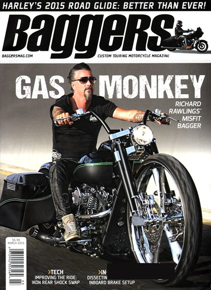 Baggers Cover - 3/1/2015