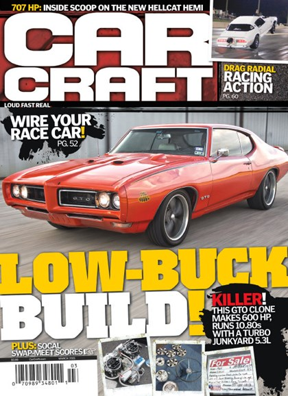 Car Craft Cover - 3/1/2015