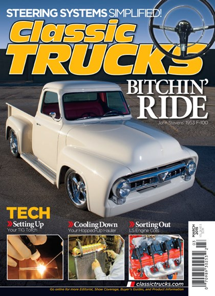 Classic Trucks Cover - 3/1/2015