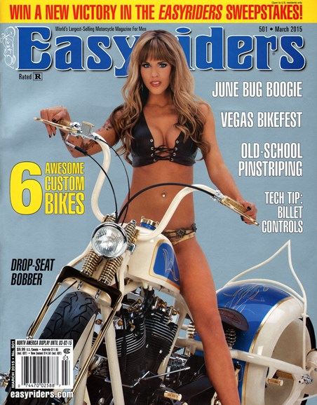Easyriders Cover - 3/1/2015
