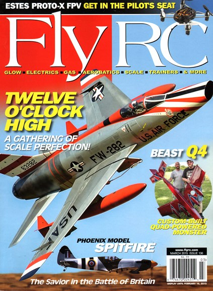 Fly RC Cover - 3/1/2015