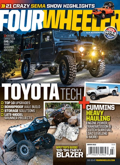 Four Wheeler Cover - 3/1/2015