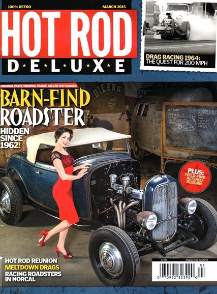 Hot Rod Deluxe Cover - 3/1/2015