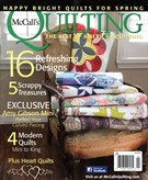 Mccall's Quilting Magazine 3/1/2015