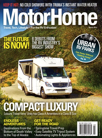 MotorHome Cover - 3/1/2015