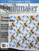 Quiltmaker Magazine 3/1/2015