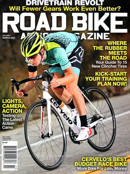 Road Bike Action Cover - 3/1/2015