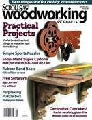 Scroll Saw Woodworking Magazine 3/1/2015