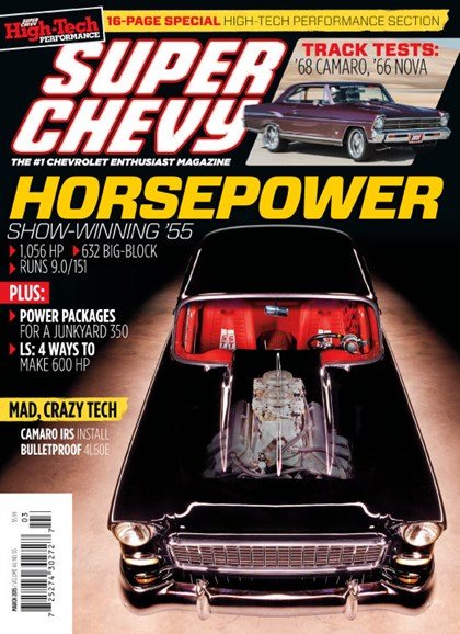 Super Chevy Cover - 3/1/2015