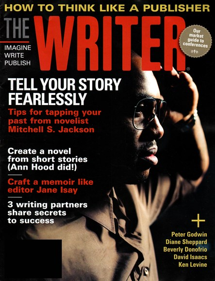 The Writer Cover - 3/1/2015