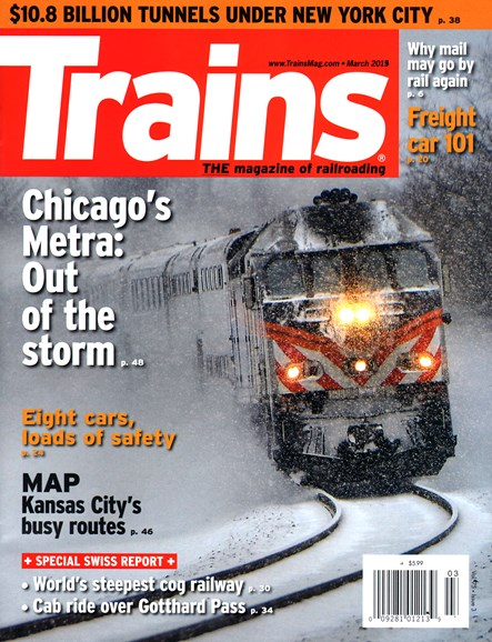 Trains Cover - 3/1/2015