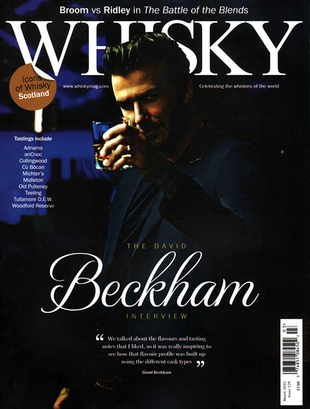 Whisky Cover - 3/1/2015