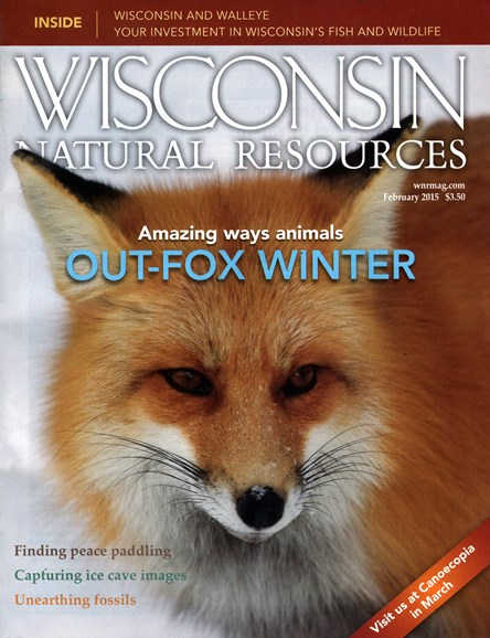 Wisconsin Natural Resources Cover - 2/1/2015