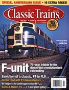 Classic Trains Magazine 3/1/2015