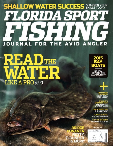 Florida Sport Fishing Cover - 3/1/2015