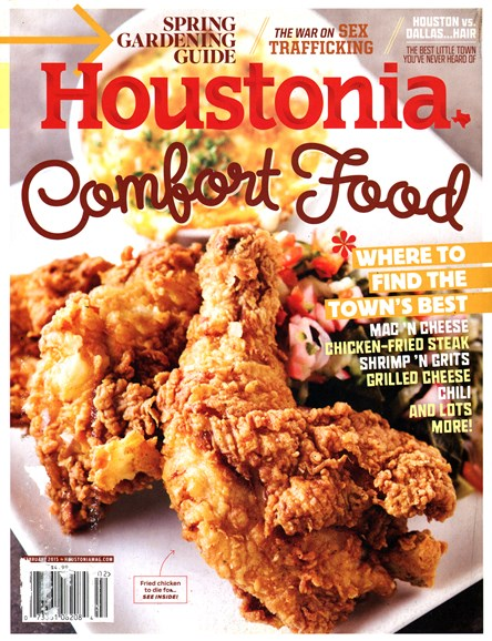 Houstonia Cover - 2/1/2015