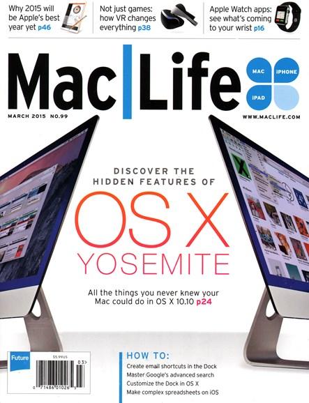 Mac | Life Cover - 3/1/2015