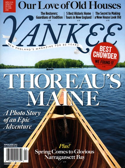 Yankee Cover - 3/1/2015