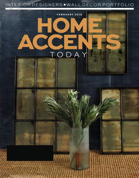 Home Accents Today Cover - 2/1/2015