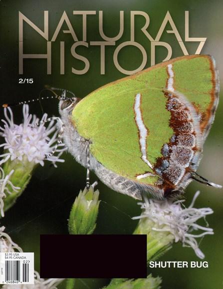 Natural History Cover - 2/1/2015