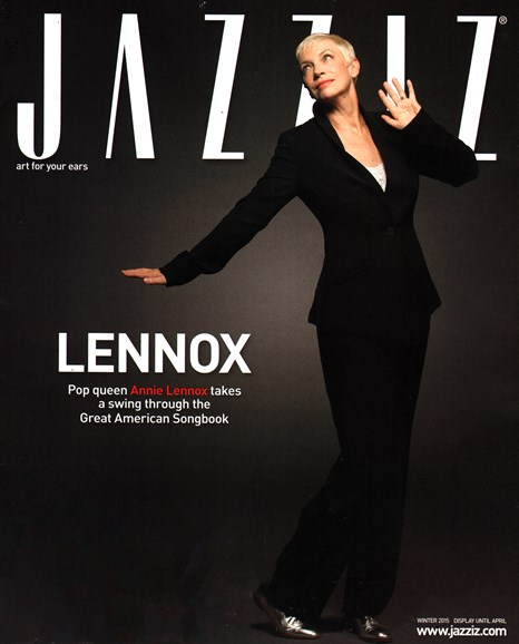 Jazziz Cover - 1/1/2015