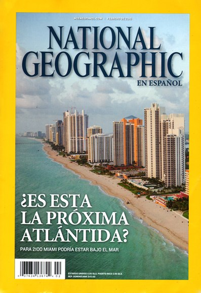 National Geographic En Español Cover - 3/1/2015