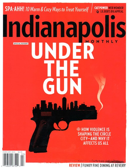 Indianapolis Monthly Cover - 2/1/2015