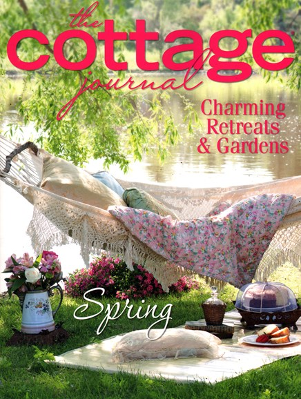 The Cottage Journal Cover - 3/1/2015