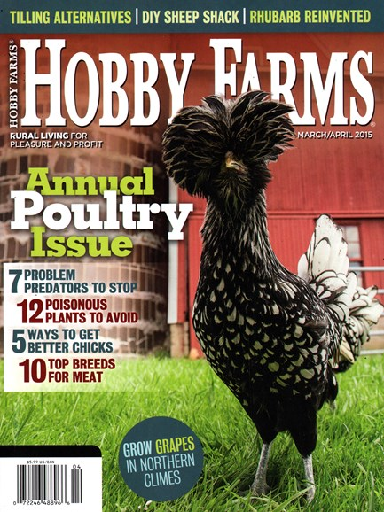 Hobby Farms Cover - 3/1/2015