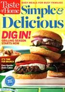 Simple & Delicious Magazine 4/1/2015