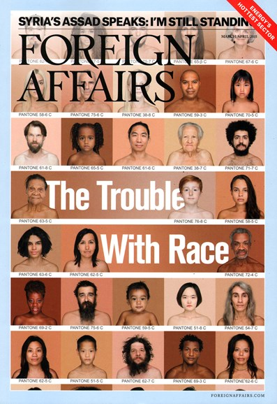 Foreign Affairs Cover - 3/1/2015