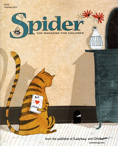Spider Cover - 2/1/2015