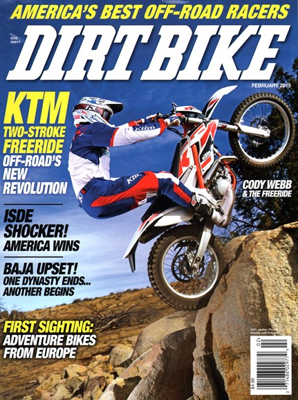 Dirt Bike Cover - 2/1/2015