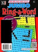 Jumbo Ring a Word Magazine 5/1/2015