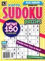 Blue Ribbon Kappa Sudoku Puzzles Magazine | 3/2015 Cover