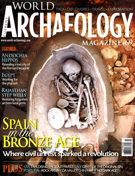 Current World Archaeology Cover - 2/1/2015
