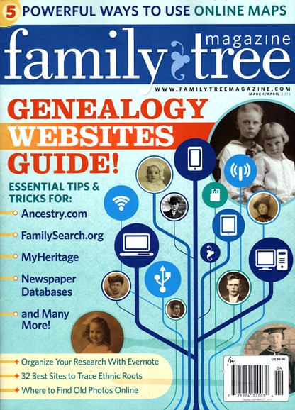 Family Tree Cover - 3/1/2015